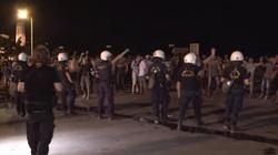 Imigranci starli się z węgierską policją - miniaturka
