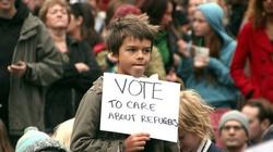 Bunt imigrantów w Czechach. Chcą do Niemiec - miniaturka
