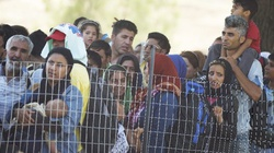 Uchodźcy za nic mają polską gościnność! Więc po co mamy ich przyjmować? - miniaturka