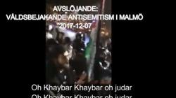 'Wystrzelamy Żydów! Armia Mahometa powróci'! Intifada w Malmö  - miniaturka