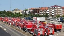 'Tack, Polen' czyli 'Dzięki Polska'! Polscy strażacy pomagają Szwedom - miniaturka