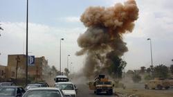 Wesele zamienione horror. Kilkadziesiąt ofiar zamachu w Iraku - miniaturka