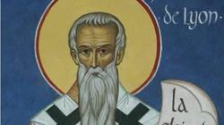 Wspaniały święty, Ireneusz, gorliwy obrońca czystości wiary - miniaturka