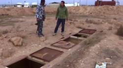 Bojownicy z Państwa Islamskiego przetrzymują kobiety w podziemnych celach - miniaturka