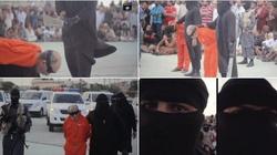Kaci z Państwa Islamskiego ścinają głowy - miniaturka