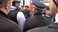 Zobacz jak islamiści zaatakowali pokojową demonstrację Britain First w Londynie! - miniaturka
