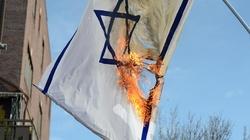 W Berlinie znowu ,,palą Żydów'' - miniaturka