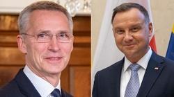 Prezydent Andrzej Duda rozmawiał z szefem NATO: Epidemia nie wpływa na zdolności obronne Sojuszu - miniaturka