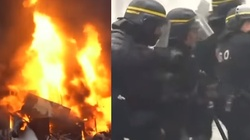 Protesty we Francji, a gdzie jest reakcja Brukseli? - miniaturka