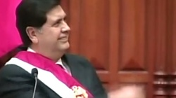 Samobójcza śmierć byłego prezydenta Peru. Postrzelił się podczas aresztowania - miniaturka