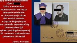 Śledczy IPN chcą uchylenia immunitetu sędziemu Józefowi I. Miał się dopuścić zbrodni komunistycznej - miniaturka