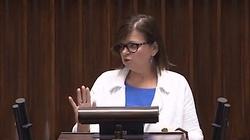Posłanka PO: polska polityka nie jest gotowa na tak uczciwego polityka, jak Kidawa-Błońska - miniaturka