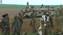 [Wideo] Izrael powołuje tysiące rezerwistów. Czy to oznaka większej eskalacji konfliktu z Palestyną? - miniaturka