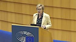 Jadwiga Wiśniewska w PE: Mam dość pomawiania polskiego rządu. Opamiętajcie się! - miniaturka
