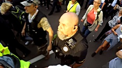 Prokuratura zajęła się agresywnym 'Obywatelem RP' - miniaturka