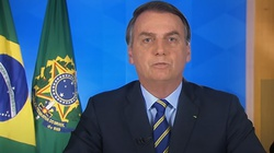Prezydent Brazylii o zakupie szczepionki na Covid: To bardzo podejrzane, że tak nas ponaglają - miniaturka