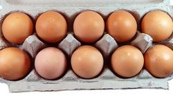 UWAGA! Jeśli kupowałeś ostatnio jaja - koniecznie przeczytaj. W tej partii wykryto pozostałości antybiotyku - miniaturka