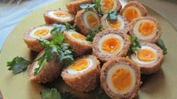 Jaskółki zniosły jaja na stole! - miniaturka
