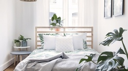 Jaki materac 160x200 cm sprawdzi się w niewielkiej sypialni? - miniaturka