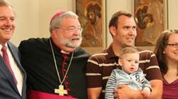 Cud przypisywany Arcybiskupowi Fultonowi Sheenowi - miniaturka