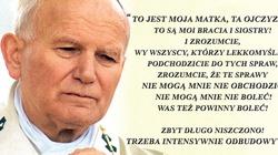 Jan Paweł II: To jest moja MATKA, ta OJCZYZNA! Aż ciarki przechodzą... - miniaturka
