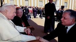Lech Kaczyński: Papież to mój nauczyciel i mojego narodu - miniaturka