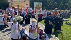 Jana Góra: przybyły pierwsze większe grupy pielgrzymów - miniaturka