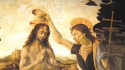 Benedykt XVI: Jan Chrzciciel i wielka tajemnica Jezusa - miniaturka