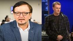 Janecki: Tusk bliski zostania klaunem politycznym, podobnie jak Wałęsa - miniaturka