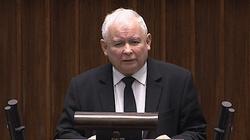 Prezes Kaczyński ripostuje opozycję. ,,Pomieszanie absurdu i kłamstw'' - miniaturka