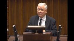 Jarosław Kaczyński: Opozycja zmarnowała szansę na rozwiązanie konfliktu - miniaturka