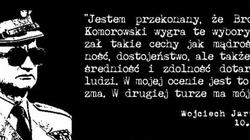 Kwaśniewski nie ma wątpliwości, że Jaruzelski głosowałby na Komorowskiego - miniaturka