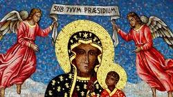 Módlmy się litanią dziękczynną do Matki Boskiej Częstochowskiej - miniaturka