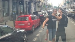 Michał Sz. znowu napada na furgonetkę Pro-Prawo do Życia - miniaturka