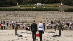 Prezydent Andrzej Duda wspominał gen Andersa na Monte Cassino  - miniaturka