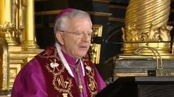 Abp Jędraszewski: Kiedyś wołali ,,ukrzyżuj!'', dziś wołają ,,aborcja!'' - miniaturka