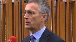 Szef NATO: Nie będziemy prosić Rosji o zgodę w kwestii przystąpienia Ukrainy do Sojuszu - miniaturka