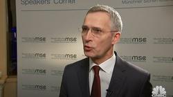 Szef NATO: Jeśli Rosja chce starcia, jesteśmy gotowi. Mamy zdolności, siłę i wolę, by chronić każdego członka sojuszu - miniaturka