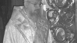 Zmarł prawosławny arcybiskup Jeremiasz - miniaturka