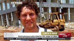 Holenderski reporter zastrzelony przez snajpera z ISIS - miniaturka
