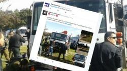 Zamachowiec wjechał ciężarówką w tłum ludzi - miniaturka