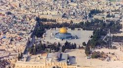 Po czyjej stronie stanie Watykan? Izraela -  czy Arabów? - miniaturka