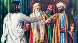 Dlaczego Jezus gani faryzeuszy i uczonych w Piśmie? - miniaturka