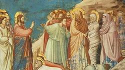 Jezus i Łazarz - przyjaźń potężniejsza od śmierci - miniaturka