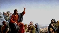 Gdyby dziś żył Jezus, liberałowie oskarżyliby Go o ekstremizm - miniaturka