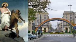 Zwycięstwo Zbawiciela nad symbolem Sodomy i Gomory - miniaturka