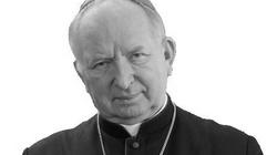 Zmarł biskup Kazimierz Ryczan - miniaturka