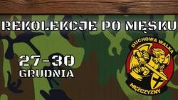 Zapraszamy na Rekolekcje po męsku. Kraków, 27-30 XII - miniaturka