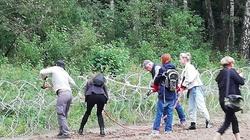 Sąd odmówił umieszczenia w aresztach 13 osób niszczących zasieki graniczne - miniaturka