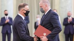 Prezydent Duda nominował nowych ministrów w KPRP - miniaturka